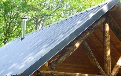 Tôle toiture acier galvanisé